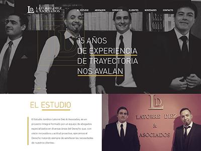 InfovipSalta - Diseño Web
